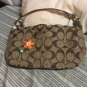 Coach purse small
